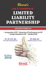 Law & Procedure of LIMITED LIABILITY PARTNERSHIP